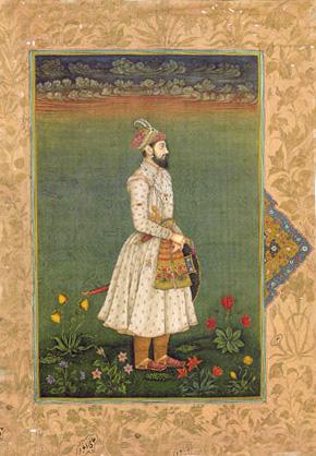 mughal_paintings_mughal_prince