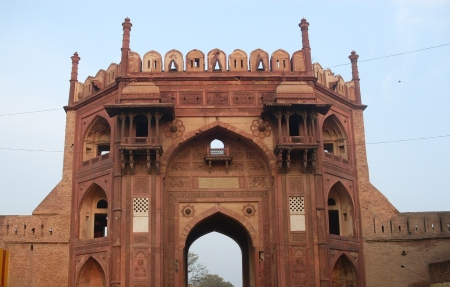 nurmahal_sarai_mughal_heritage_punjab_india